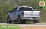 """Vehículo que partió del entronque hacia el conocido """"Santuario de Los Cactus"""" con placas de otro estado"""
